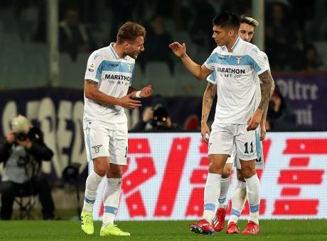 Lazio, mezz'ora di show e poi il nulla: Mirallas ha trasformato la Fiorentina