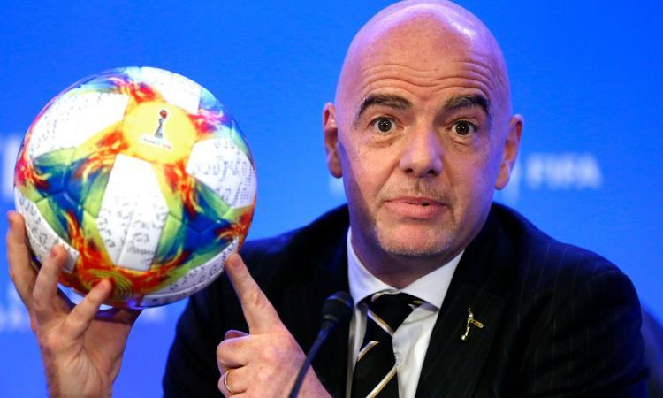 Fifa, UFFICIALE: Infantino rieletto presidente fino al 2023: 'Oggi siamo simbolo di onestà'
