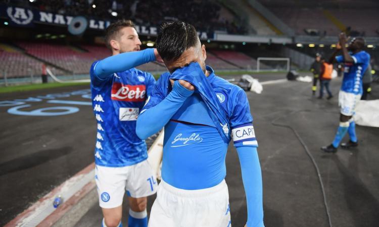 Napoli, Raiola spinge Insigne al PSG