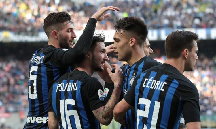 Inter, un centrocampista a forte rischio per il derby