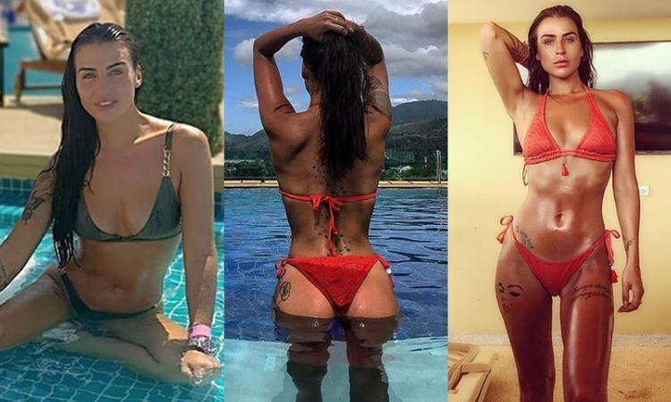 Jenny, l'ex escort di Rooney e Balotelli, incanta il web dopo Ex On The Beach