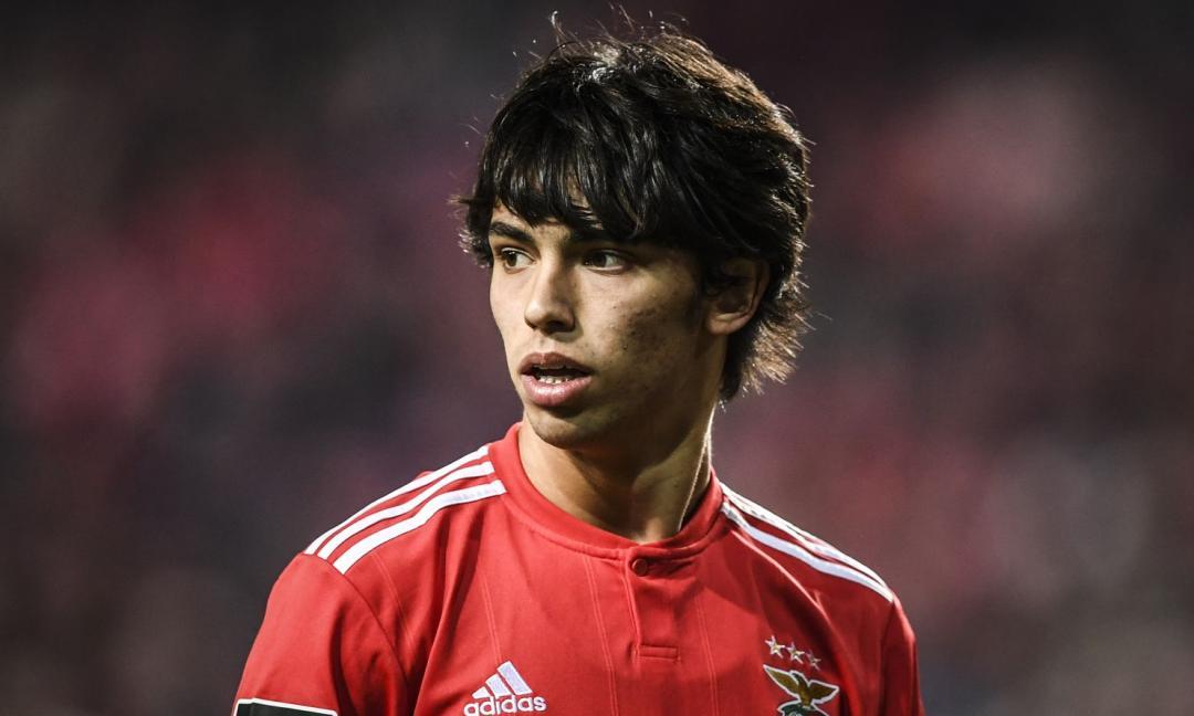 João Félix talento per la Juventus