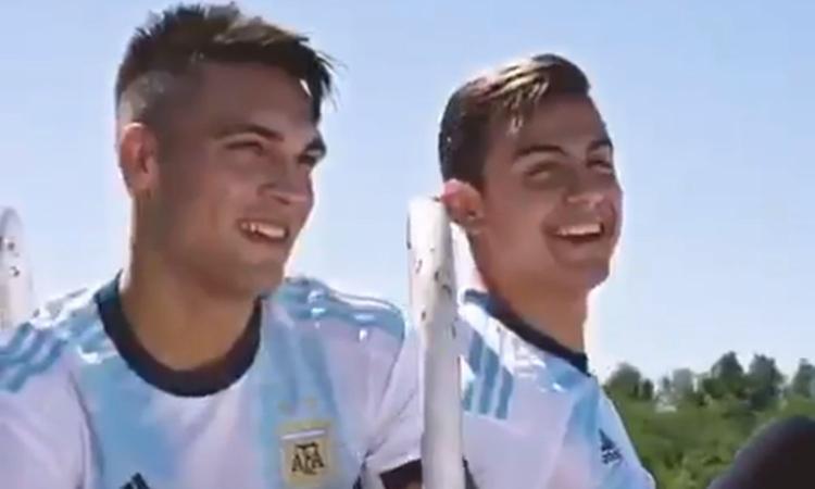 Argentina-Venezuela, formazioni ufficiali: c'è Lautaro con Messi, Dybala in panchina
