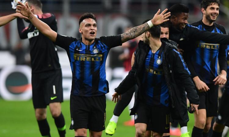 Inter, le pagelle di CM: de Vrij si fa perdonare, Lautaro cancella Icardi