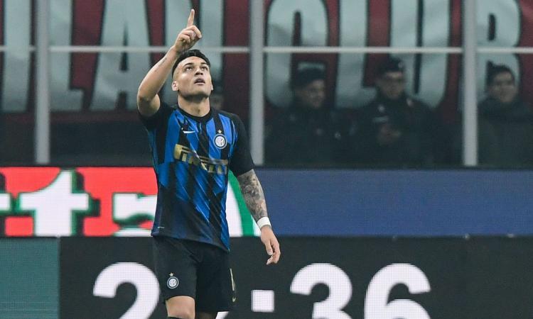Lautaro, l'Inter gode: vale già il doppio