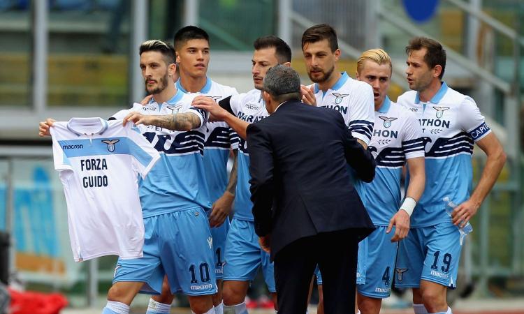 Serie A: poker della Lazio, Roma a -2. Frena l'Atalanta, respira l'Empoli