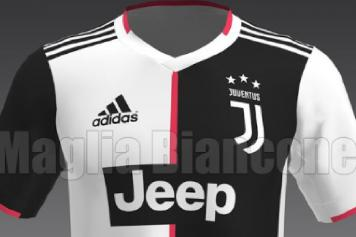 buy online d37c7 6f751 Juventus fans don't like the 2019/20 home kit: the pictures ...