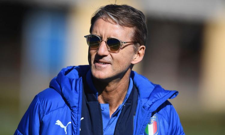 A tutto Mancini: 'Vogliamo vincere Europei e Mondiali . Zaniolo? Non è Totti. Inter, Sensi e Barella piccoli geometri: si intendono...'