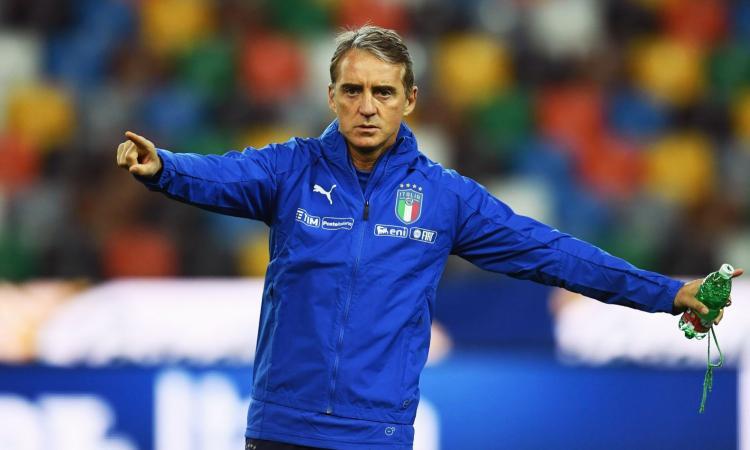 Mancini incorona Kean: 'E' un predestinato, tra un anno saremo all'altezza della Francia'
