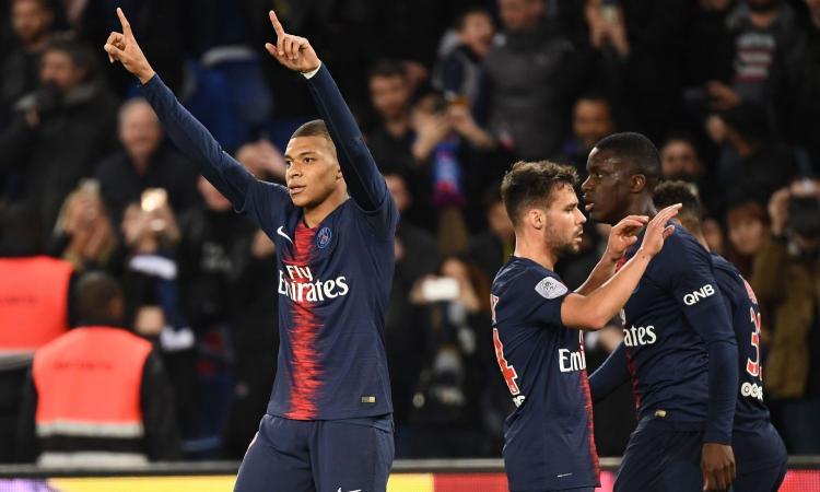 Ligue 1: Lione ok, pari Sousa. Il PSG batte 3-1 il Marsiglia di Balotelli VIDEO