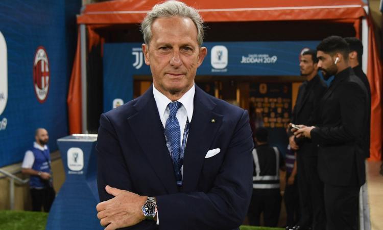 Micciché: 'Serie A in Cina? No, ma la Coppa Italia...'