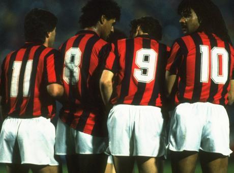 Milan-Real Madrid 5-0 trent'anni fa VIDEO