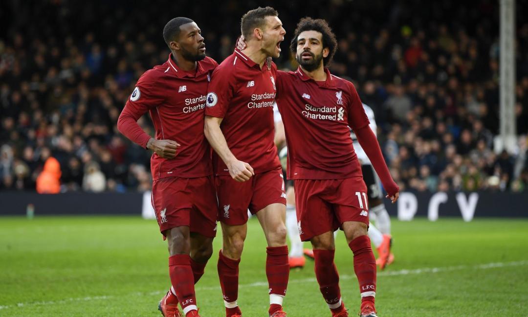 Liverpool da brividi ma resiste. Il futuro è dei Reds
