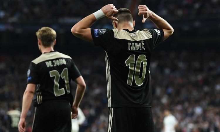 Tadic, estro e fantasia al centro di tutto: l'ammazza Real e la sfida Milan-Roma