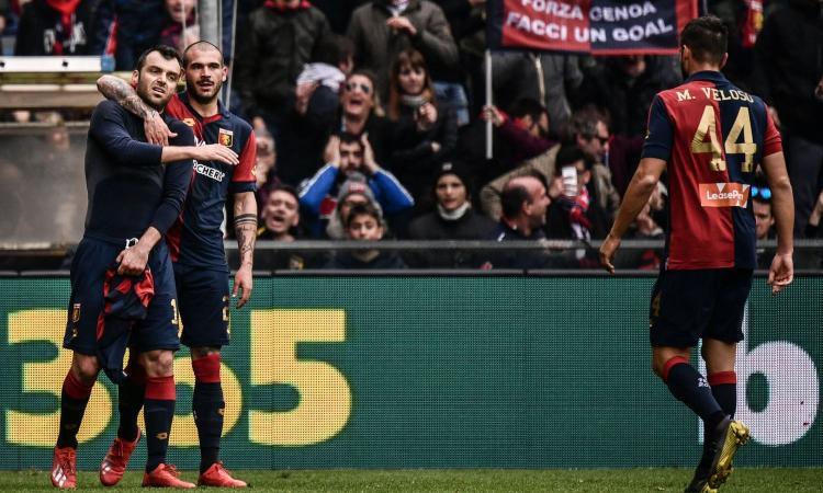 Genoa-Juve, le pagelle di CM: Dybala-Mandzukic flop, mistero Alex Sandro