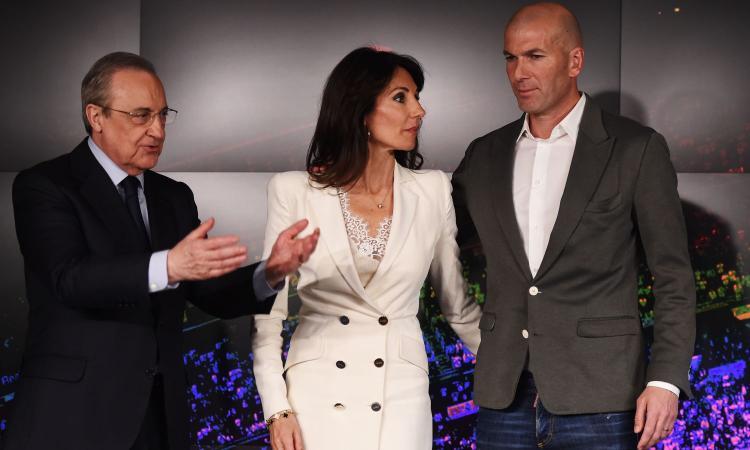 Il Real Madrid 'ruba' Zidane ad Agnelli: così cambiano le mosse della Juve