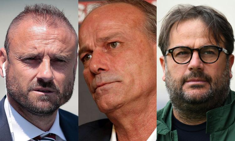 Roma, dal Sabatini bis a Petrachi: è caccia al nuovo direttore sportivo