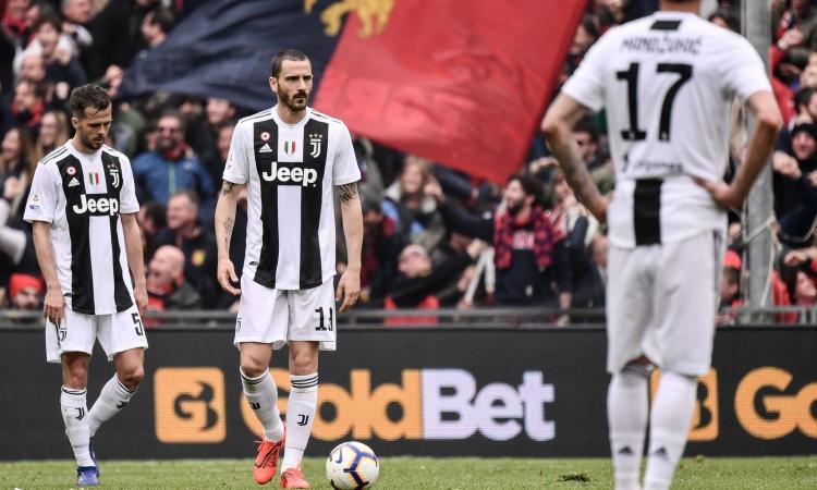 La Juve è rimasta all'Atletico: primo ko in Serie A, 2-0 Genoa con l'ex Sturaro