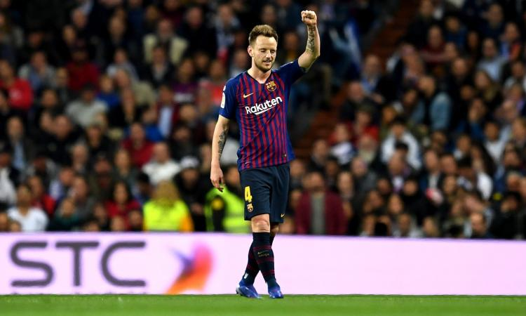 Manchester United: idea Rakitic