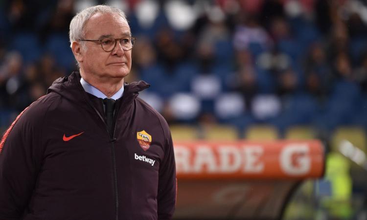 Roma, la Fiorentina potrebbe essere decisiva per Ranieri