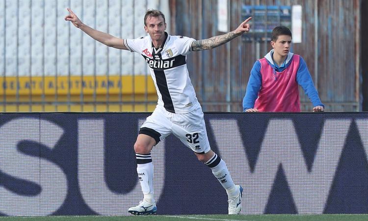 Hellas Verona: piace Rigoni del Parma