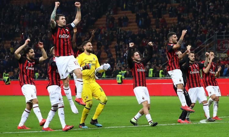 Milan che soffre e Piatek 'alla Higuain', ma per la Champions è l'anno buono