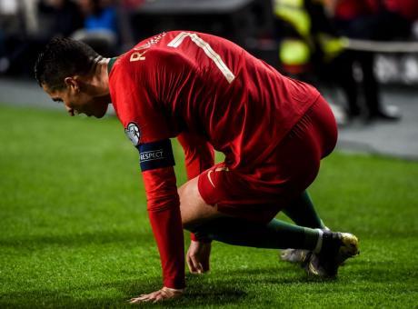 Juve, UFFICIALE: lesione per Ronaldo, atteso a Torino per nuovi esami