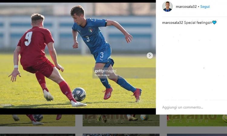 Sala brilla nell'Under 20 e con l'Arezzo: l'Inter non lo molla, in Serie B c'è la fila