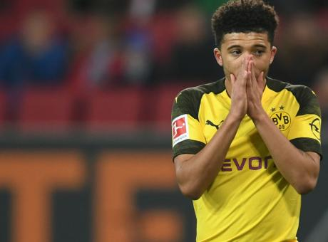 Manchester United, fiducia per Sancho