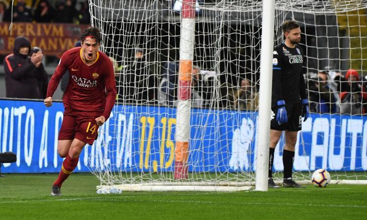 La Roma vince ma è ferita e impaurita: che pericoli! Meno male che c'è il Var