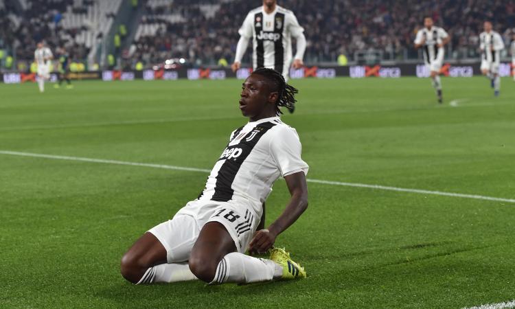 Serie A, la Juve schiacciasassi non si ferma nemmeno a Genova. Tocca a Kean