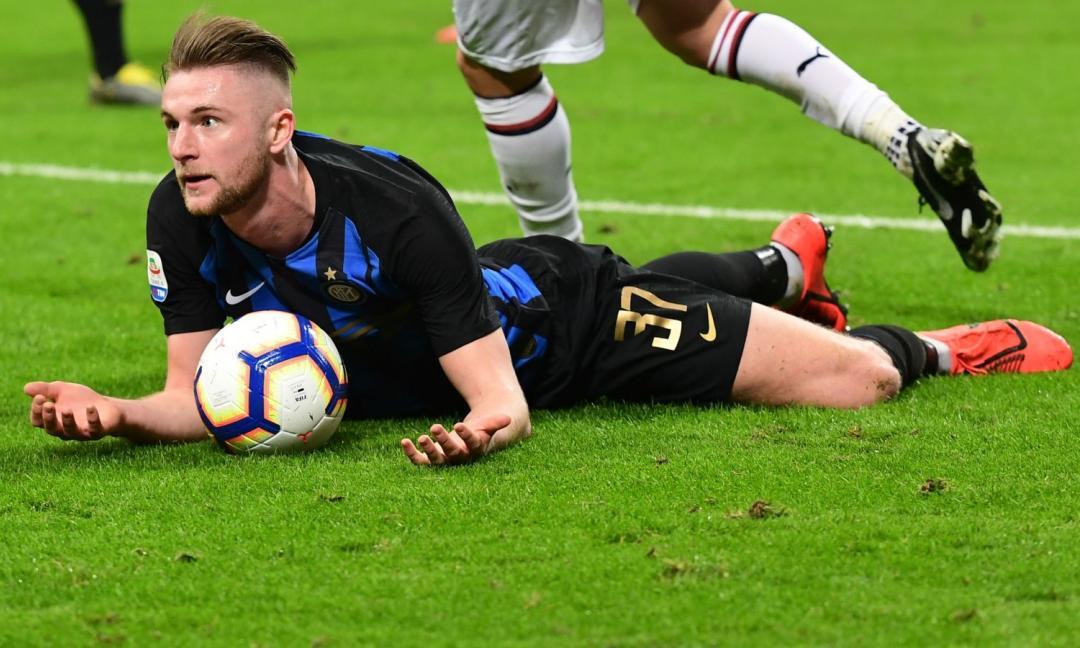 Skriniar-Inter: futuro capitano?