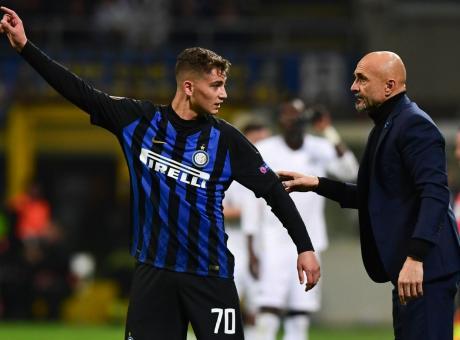 Inter, Spalletti: 'Male in tutto. Paura del derby? Mica ci picchiano' VIDEO