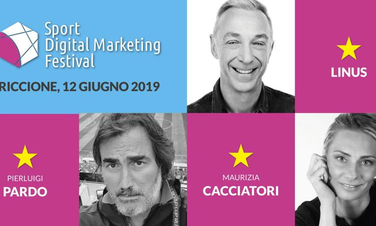 Sport Digital Marketing Festival, da Belinelli a Pardo: le star raccontano la comunicazione al tempo dei social