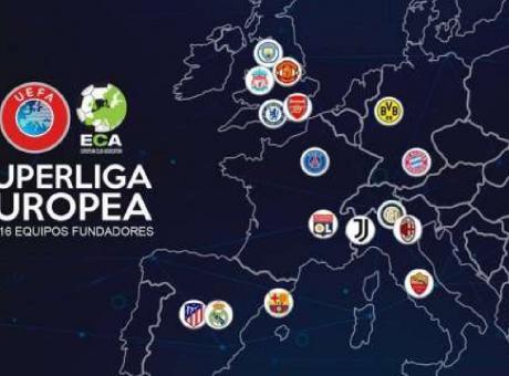 Superlega: ecco i 16 club fondatori della super-Champions che soppianterà i campionati