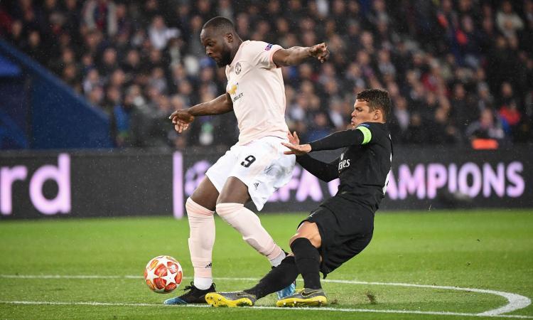 Tegola Manchester United: infortunio per Lukaku