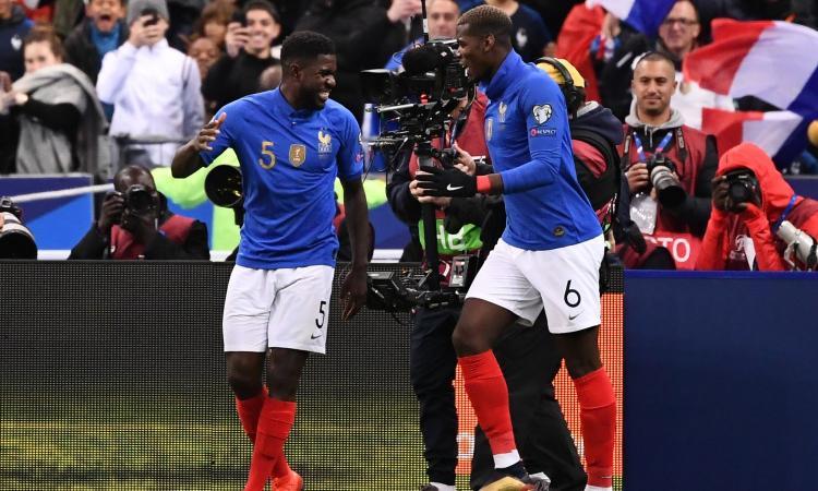 Qual. Euro 2020: cinquina Inghilterra, poker Francia! Portogallo, solo 1-1
