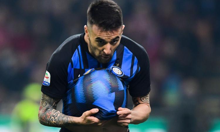 Vecino: 'Con la Juve chiudiamo il discorso Champions. Scudetto? L'anno prossimo'