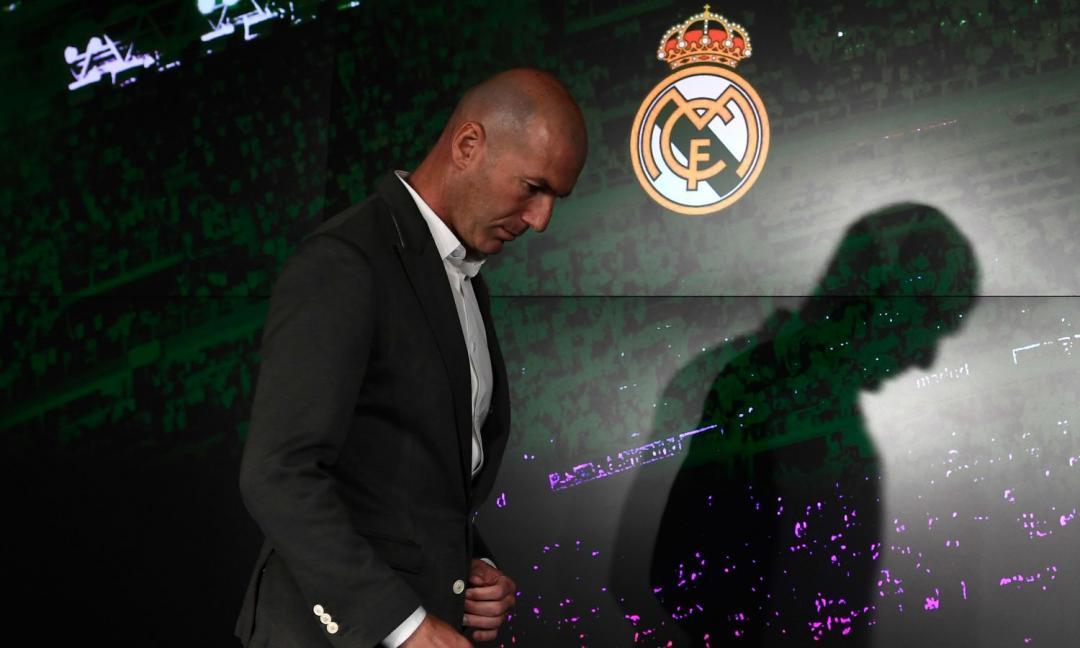 Zidane-Madrid: ritorno REALe