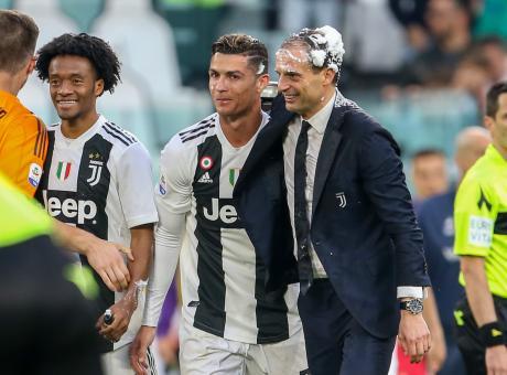Da Allegri ai nuovi acquisti: Ronaldo influenza il mercato della Juve