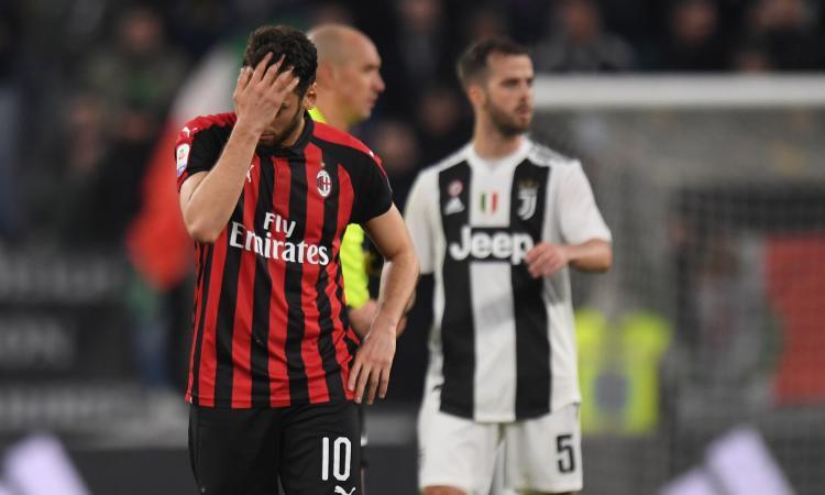 Milan, decisione a sorpresa su Calhanoglu