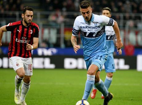 'Milinkovic più forte di Pogba': l'errore di Lotito e la speranza del Milan