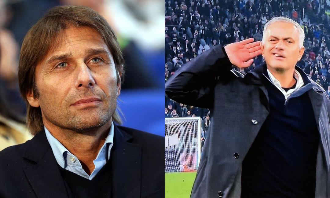 Dopo Conte all'Inter, Mourinho alla Juve? Occhio per occhio..