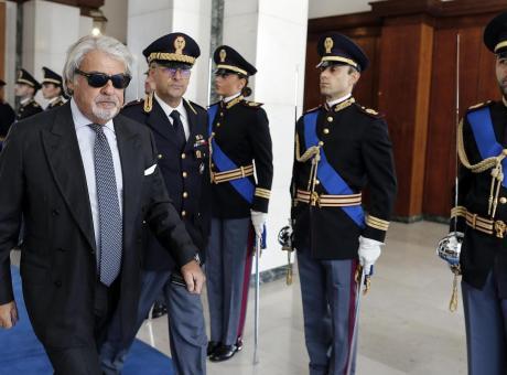 Chi è davvero il Prefetto D'Angelo, il nuovo 'pretoriano' di Claudio Lotito?