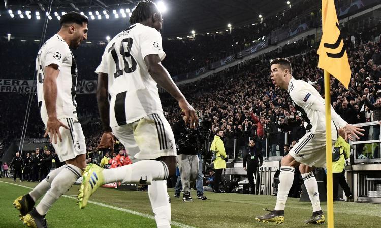 Juve, Kean: 'Attaccante per colpa di mio padre. Ronaldo...'