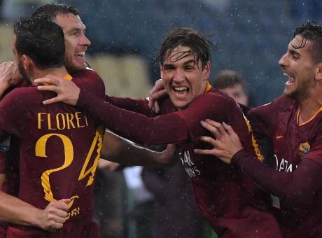 Roma operaia per la Champions: vinta la paura, ma Schick è davvero di troppo
