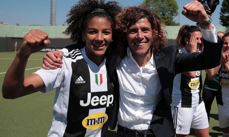 Inter-Juve: primo derby d'Italia femminile VIDEO