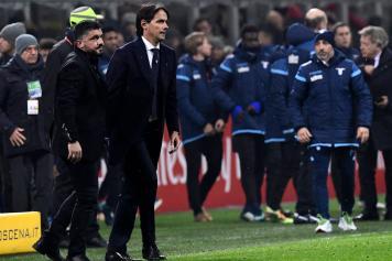 Gattuso Milan Inzaghi Lazio