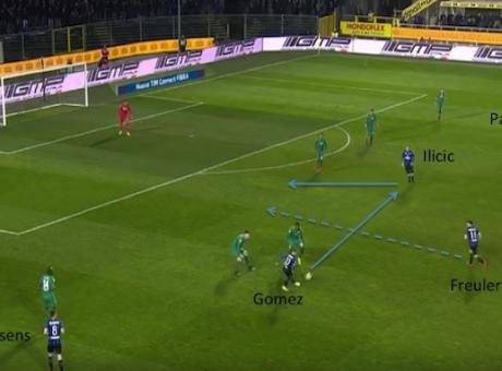 Il calcio totale di Gasperini: ecco come Zapata può diventare sostituibile