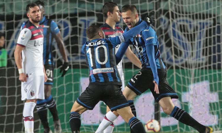 Atalanta-Empoli, le formazioni ufficiali: Ilicic-Gomez-Zapata, fuori Castagne. C'è Nikolaou